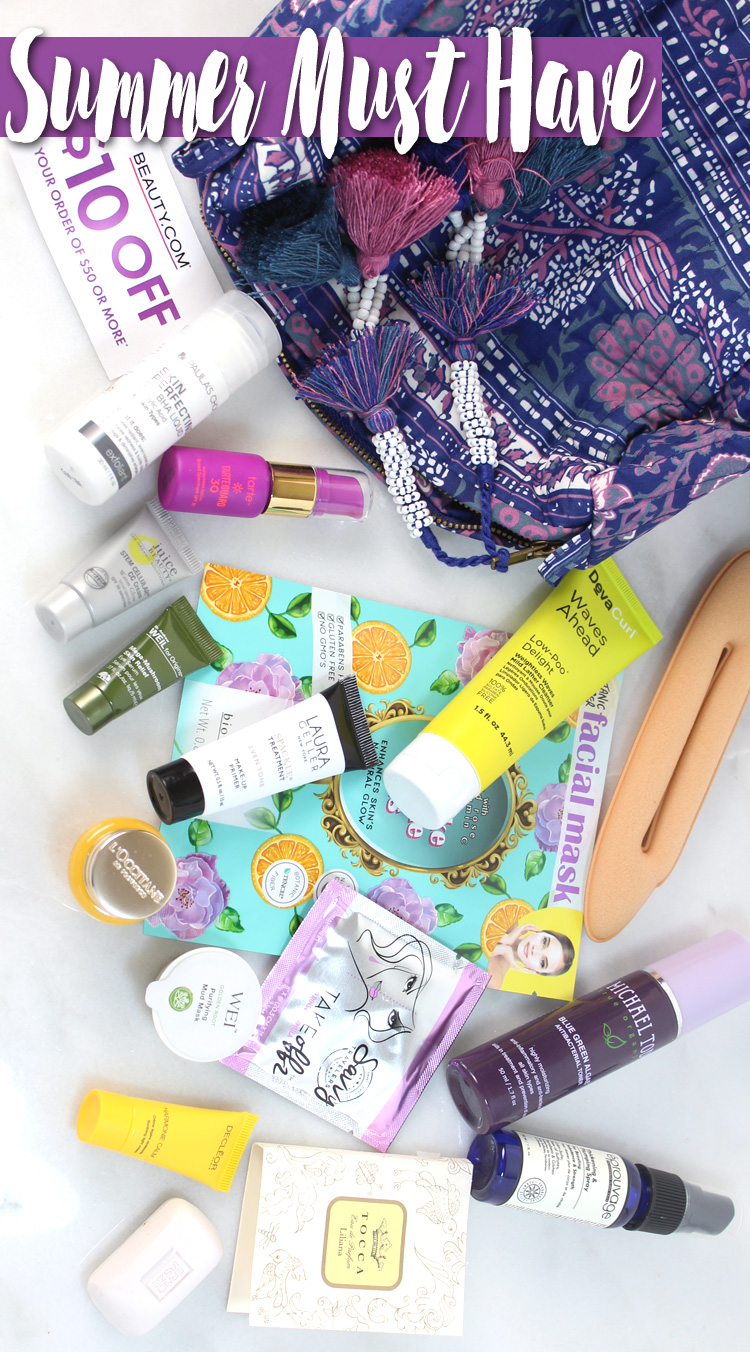 Must Have Summer Beauty Bag from beauty.com