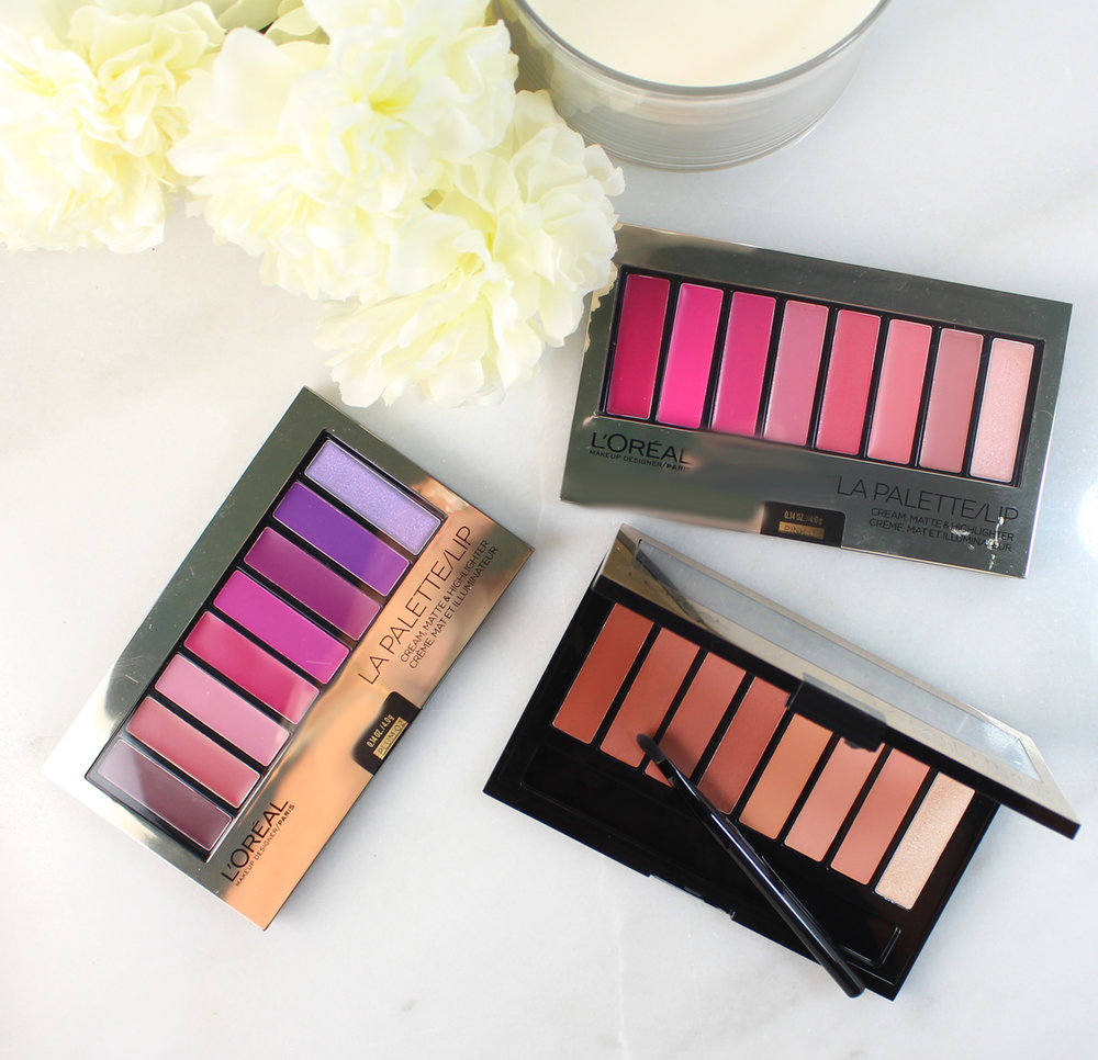 L'Oréal Paris Colour Riche La Palette Lip