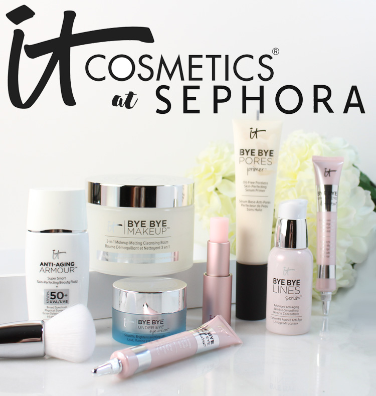 IT Cosmetics Bye Bye Exclusives at Sephora