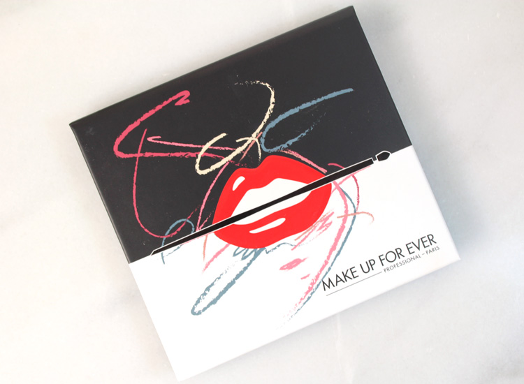 MAKE UP FOR EVER Artist Palette Volume 4