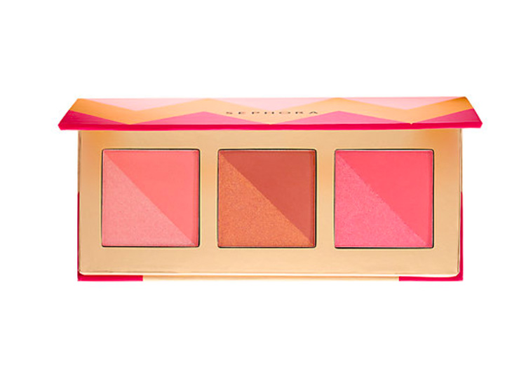 Sephora Collection Blushing For You Blush Palette