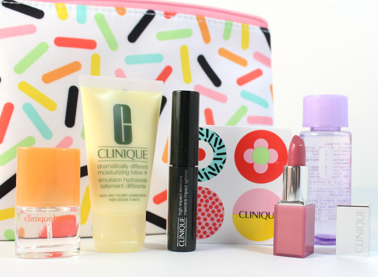 Clinique + Macy's SWEET Gift with Purchase