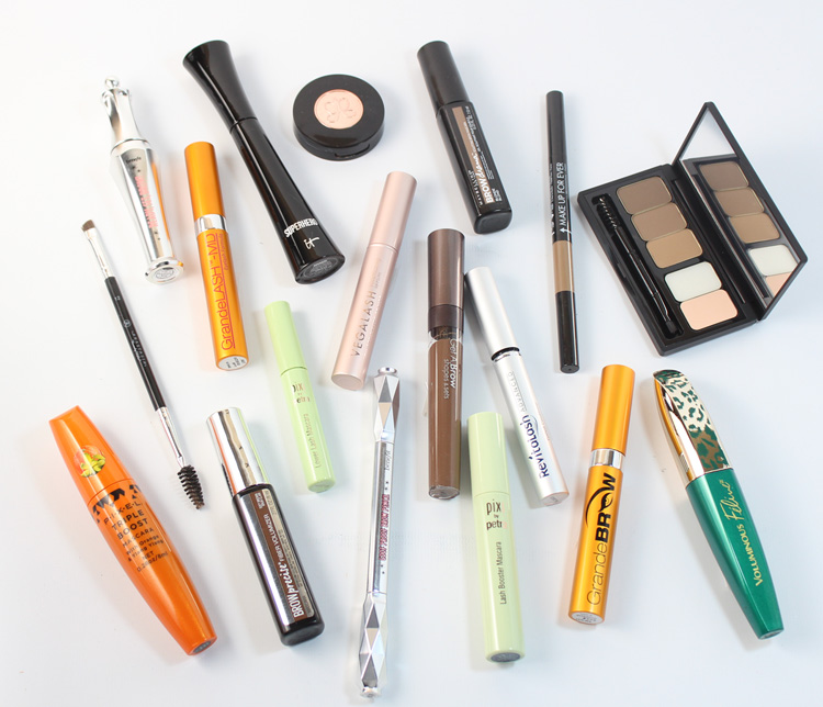 Game Changing Lash and Brow Products