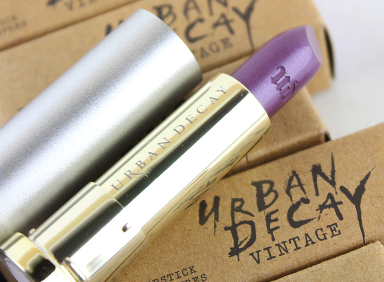 Urban Decay Vintage Capsule Collection