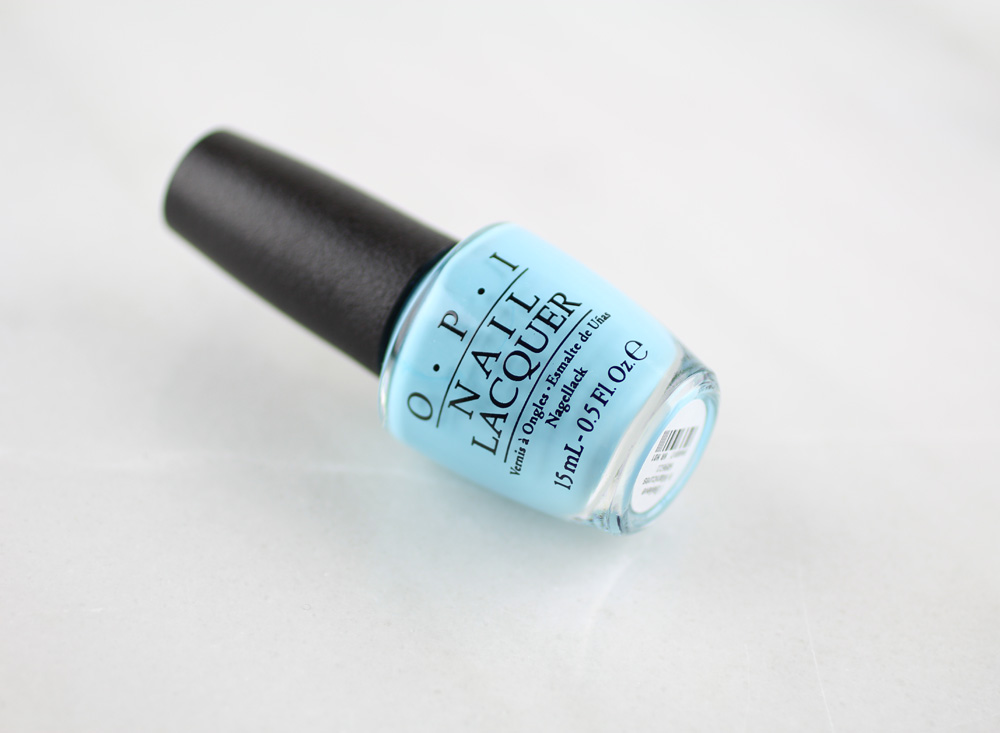 OPI Breakfast at Tiffany's Nail Lacquer Collection: I Believe in Manicures