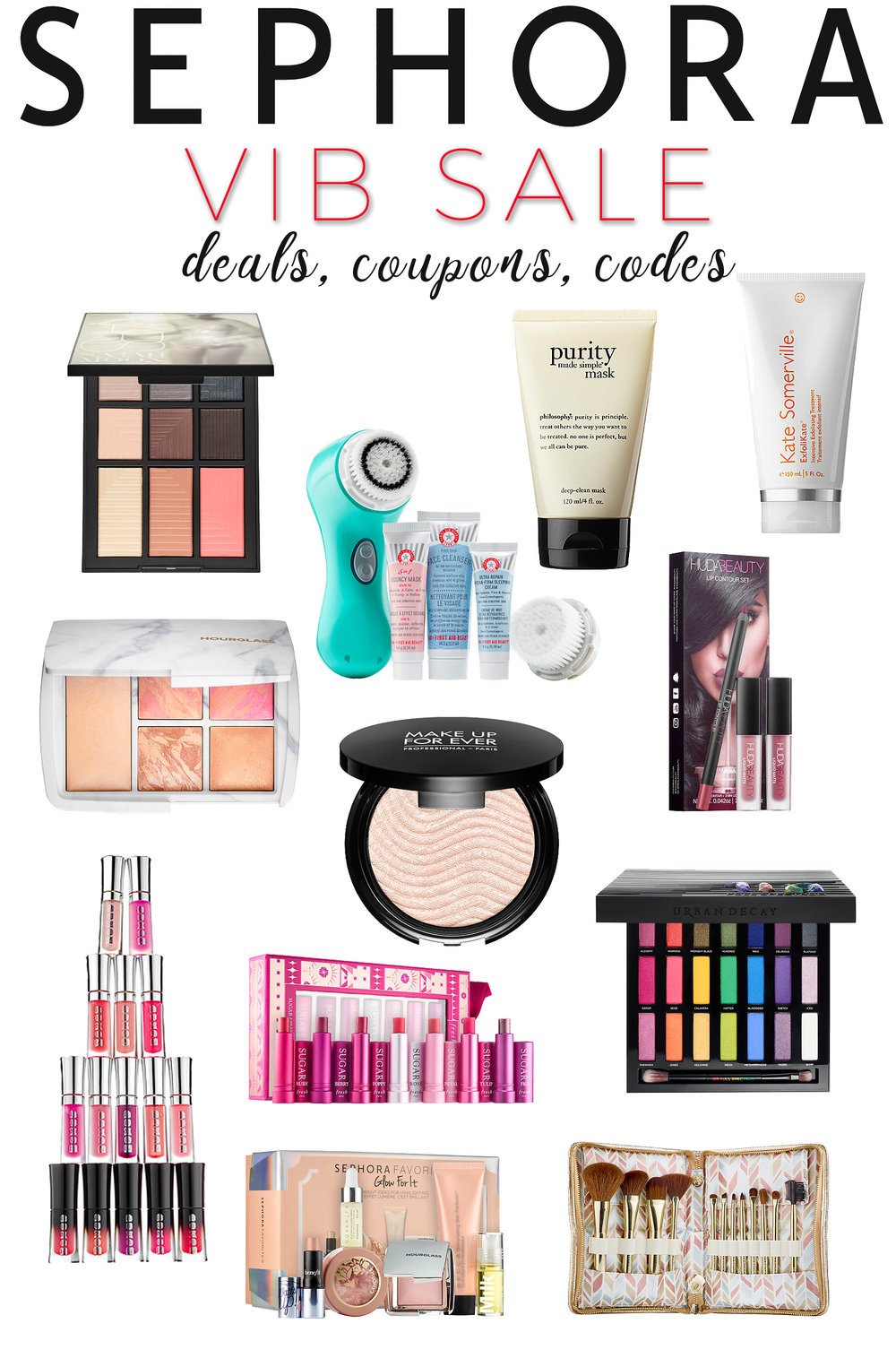 Sephora VIB Sale - Shopping Suggestions, Deals, Coupons + Codes.