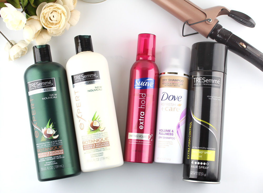 Hair Products from CVS