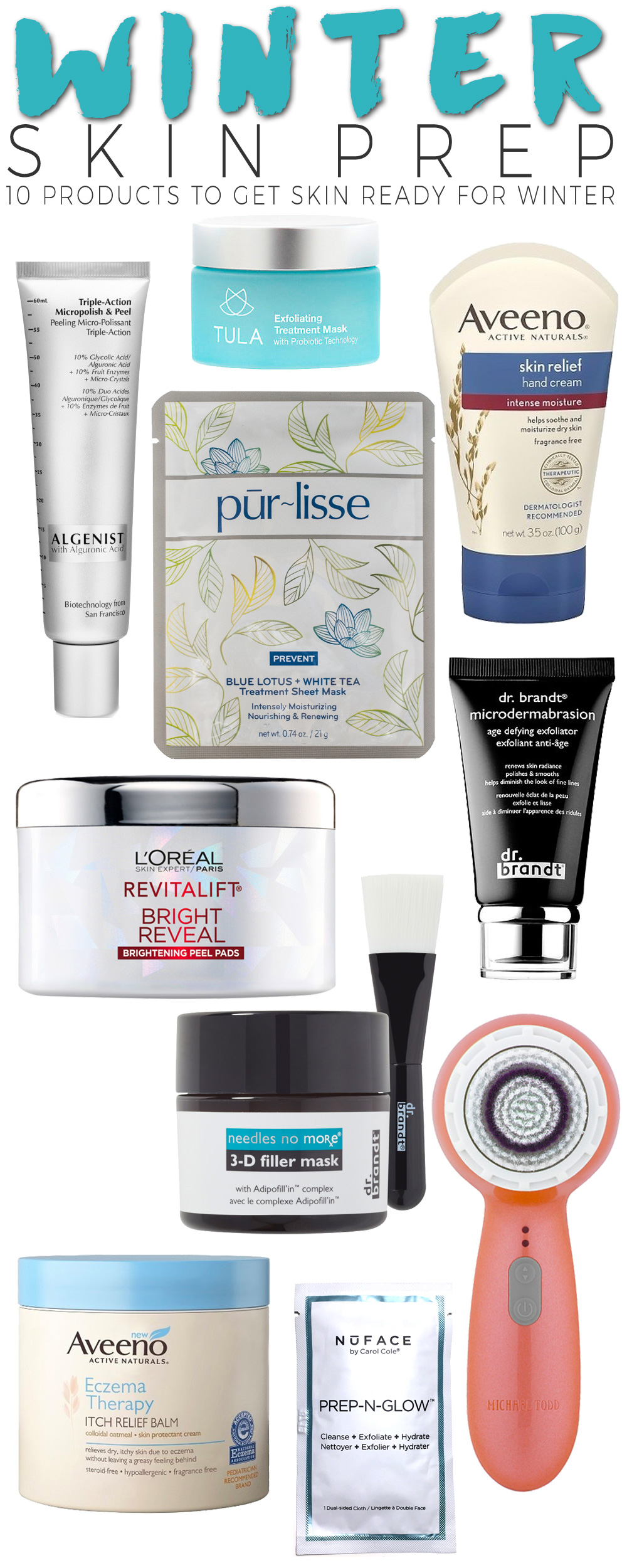 10 Products to Get Skin Ready for Winter