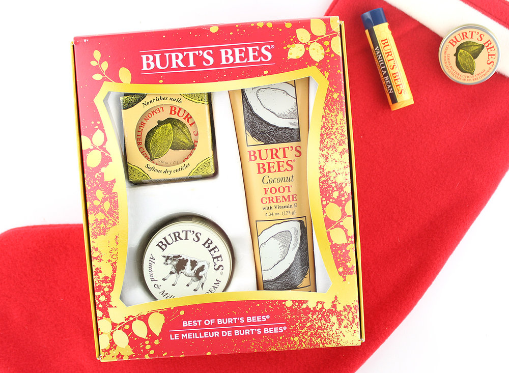 Burt's Bees Best of Burt's Bees Holiday Gift Set