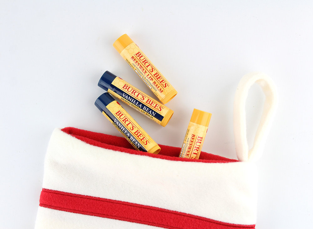 Stocking Stuffer's from Burt's Bees