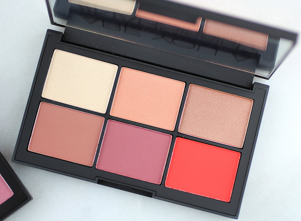 NARSissist Unfiltered I Cheek Palette