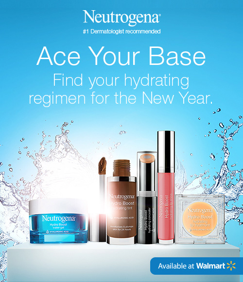 Neutrogena Hydrating Makeup