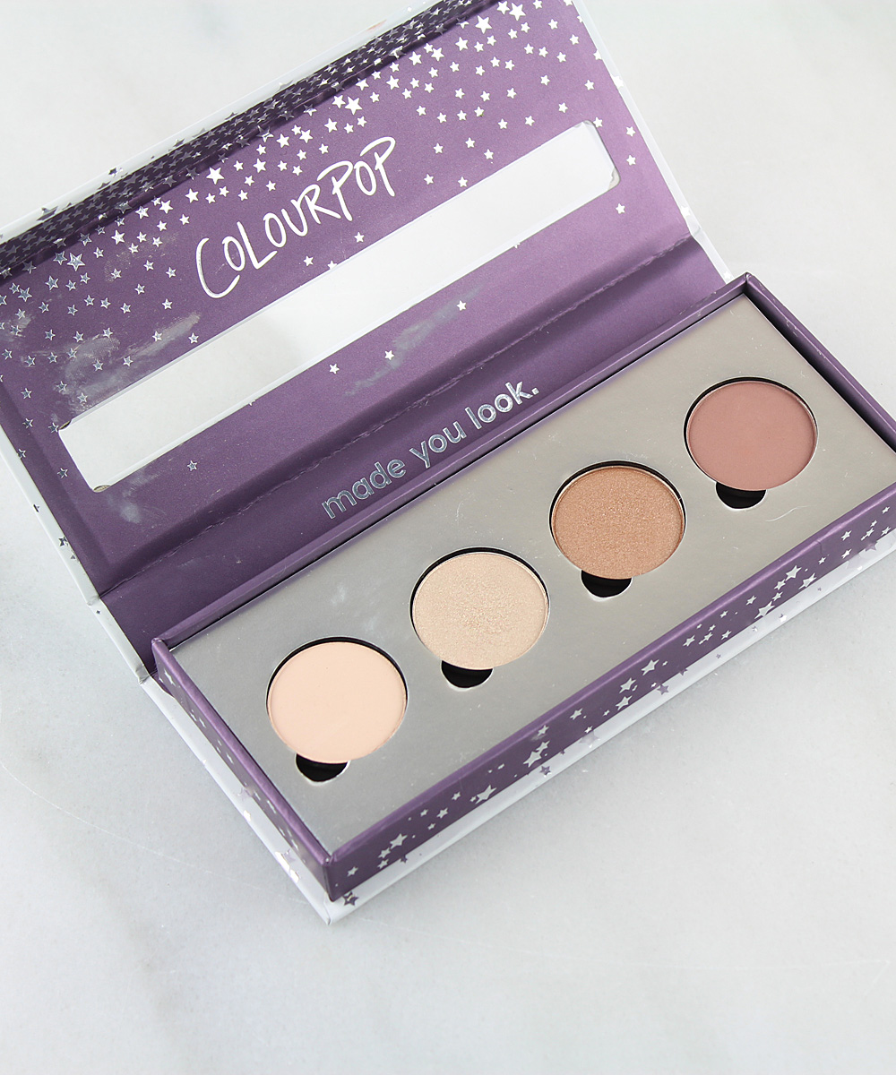 ColourPop Pressed Powder Shadow Palette