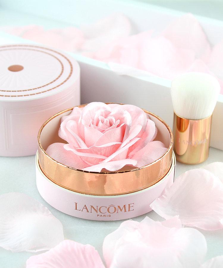 Znalezione obrazy dla zapytania Lancome La Rose Parisian Powder 2018