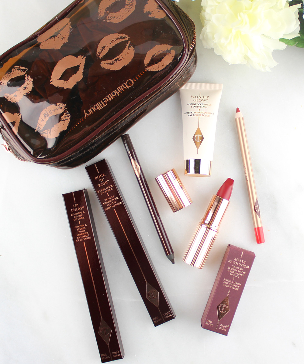 Charlotte Tilbury Quick 'N' Easy 5-Minute Makeup Look
