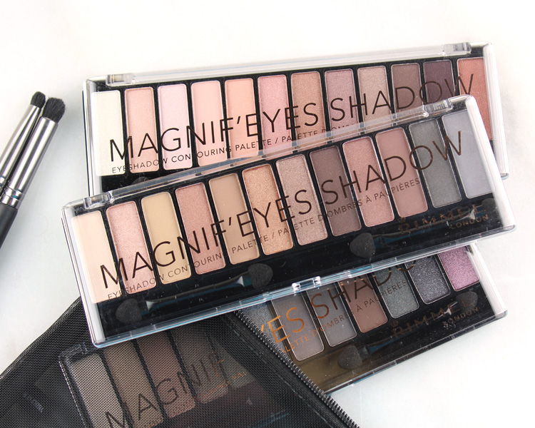 Rimmel London Magnif'Eyes Eye Contouring Palette