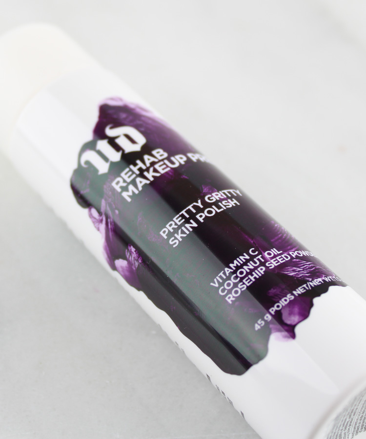 Urban Decay Rehab Makeup Prep Pretty Gritty Skin Polish