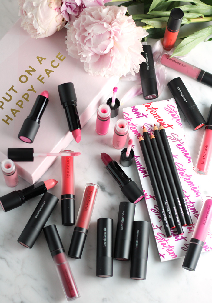 bareMinerals Statement Lip Collection