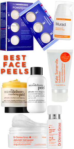 Exfoliate Your Way to Younger Looking Skin