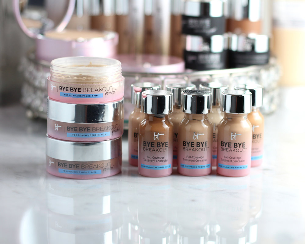 BAREPRO Performance Wear Foundation - Your Beauty Problems Solved: IT Cosmetics Fall 2017 Launches