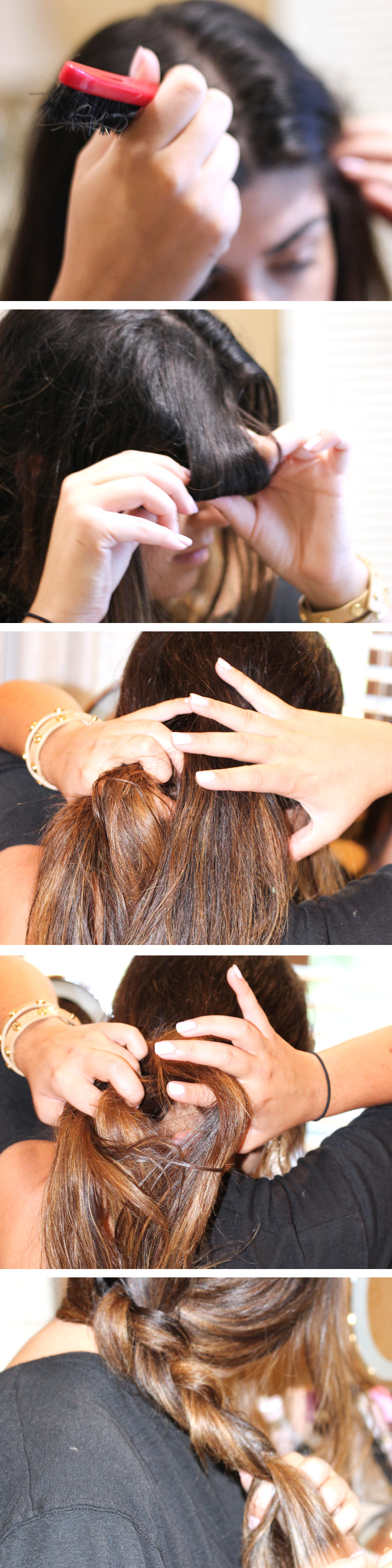 Bohemian Braid Tutorial