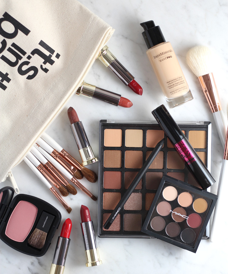 Makeup Bag Essentials for Fall