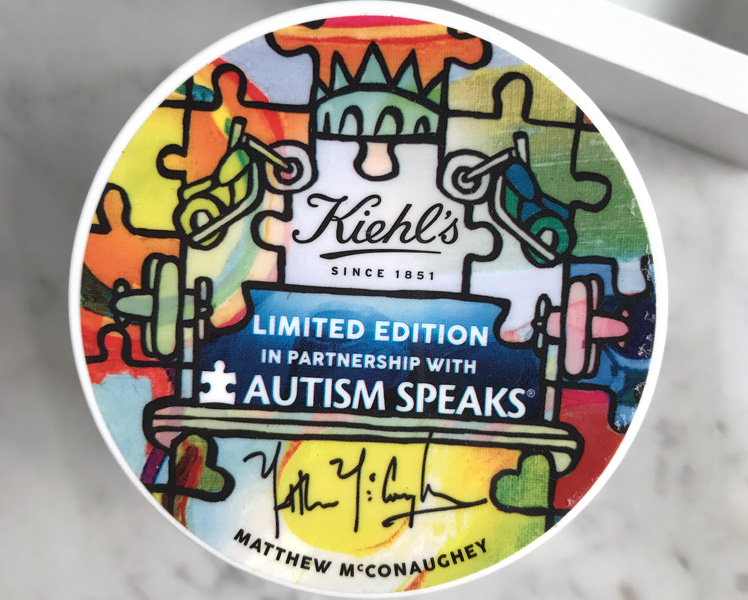 Kiehl's Ultra Facial Cream for Autism Speaks