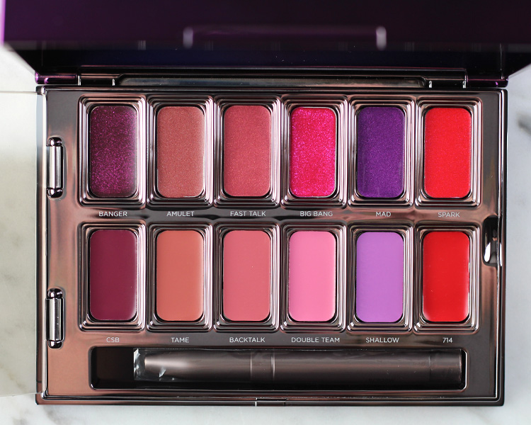 Holiday 2017: Urban Decay Lip Sets