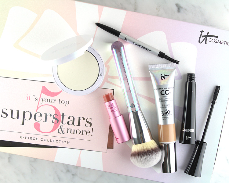 Sneak Peek: IT Cosmetics' IT's Your Top 5 Superstars and More