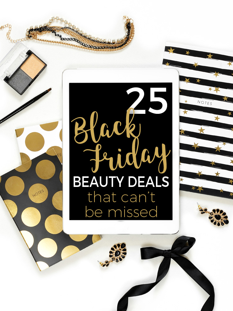 25 Black Friday Beauty Deals that Can't Be Missed