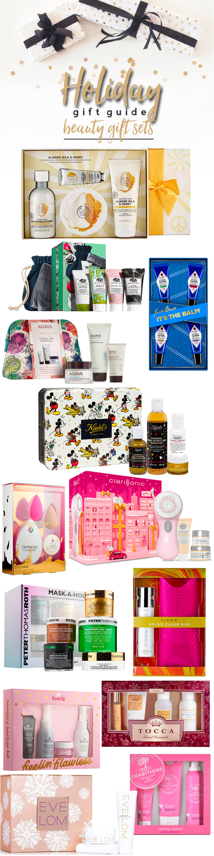 Holiday Gift Guide 2017: Best Beauty Gift Sets