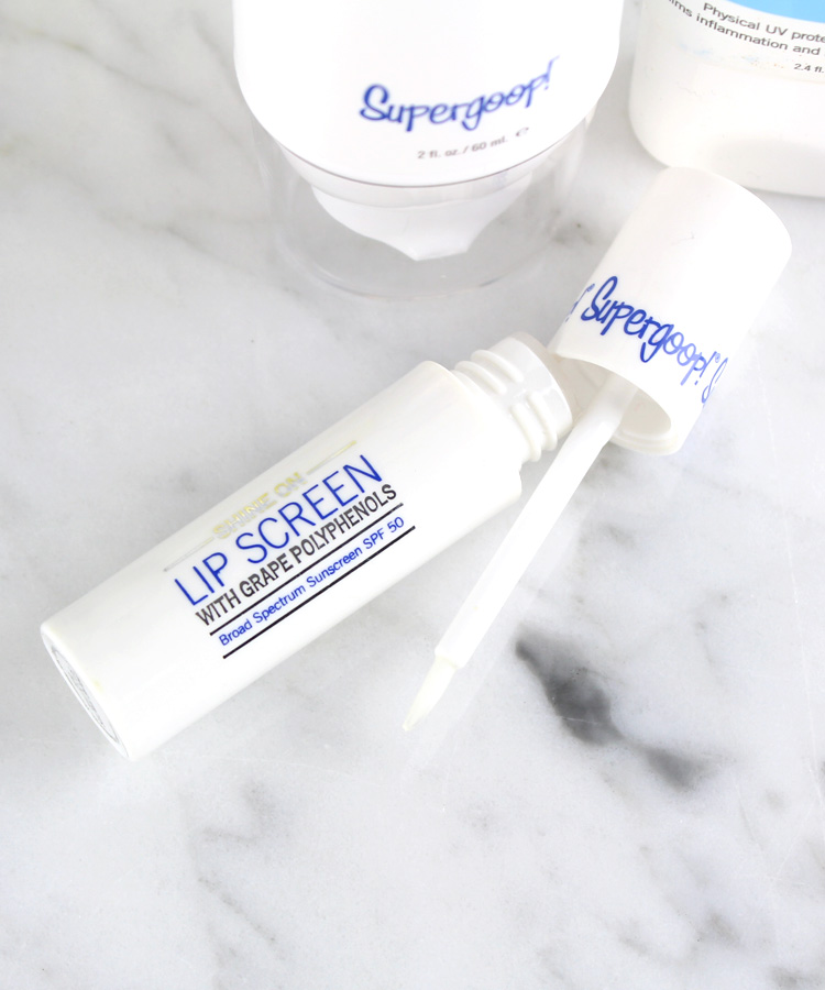 Supergoop! Sunscreen
