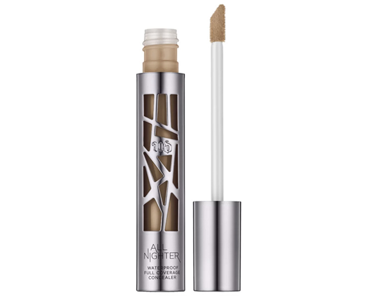 Best Full Coverage Concealer - Urban Decay All Nighter Waterproof Concealer