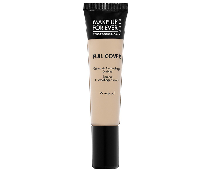 Best Full Coverage Concealer - MAKE UP FOR EVER Full Cover Concealer