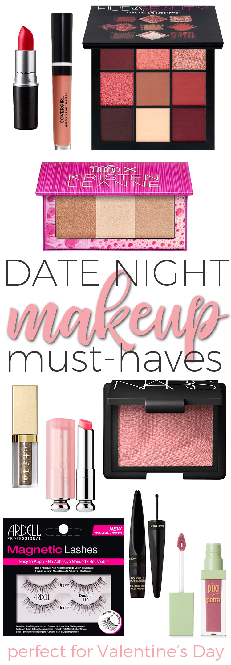 Date Night Makeup Must-Haves