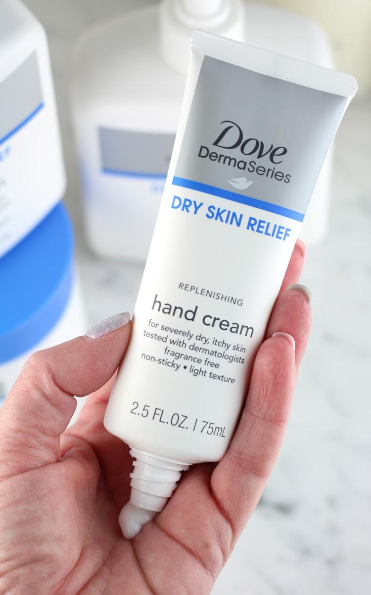 Dove DermaSeries Hand Cream