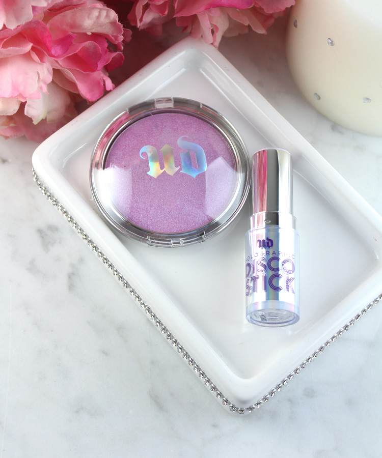 Get Lit with Urban Decay Disco Queen!