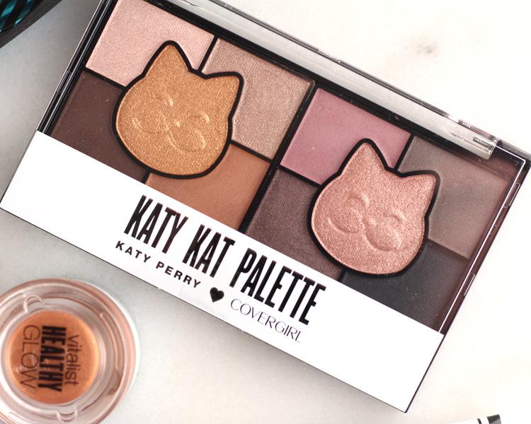 Katy Kat Eyeshadow Palette