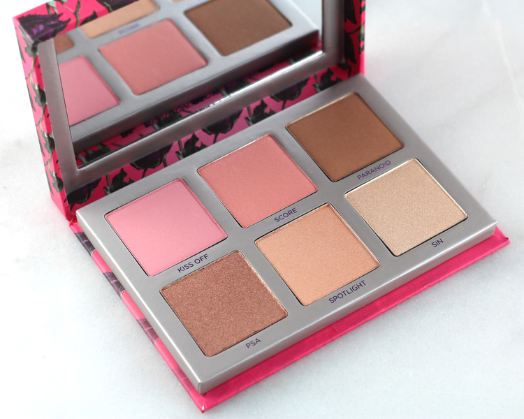 Urban Decay Sin Afterglow Palette
