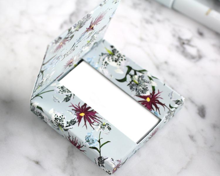 Summer 2018: Erdem for NARS Strange Flowers Collection.