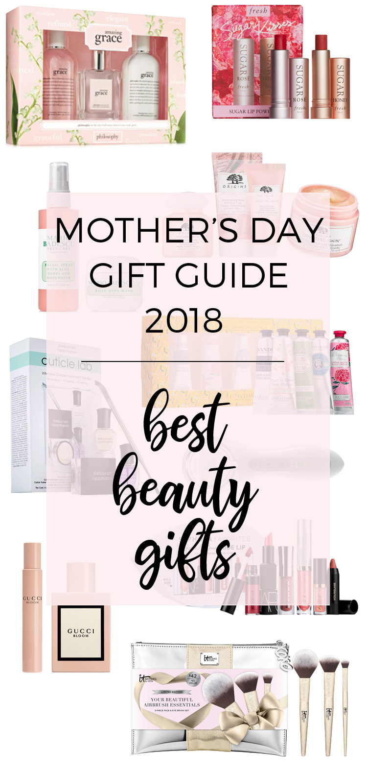 Mother's Day Gift Guide 2018: 10 Great Beauty Gifts.