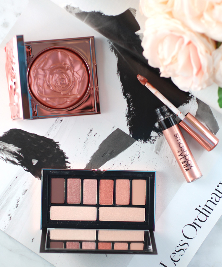 Currently Obsessed: Smashbox + Vlada Petal Metal Collection