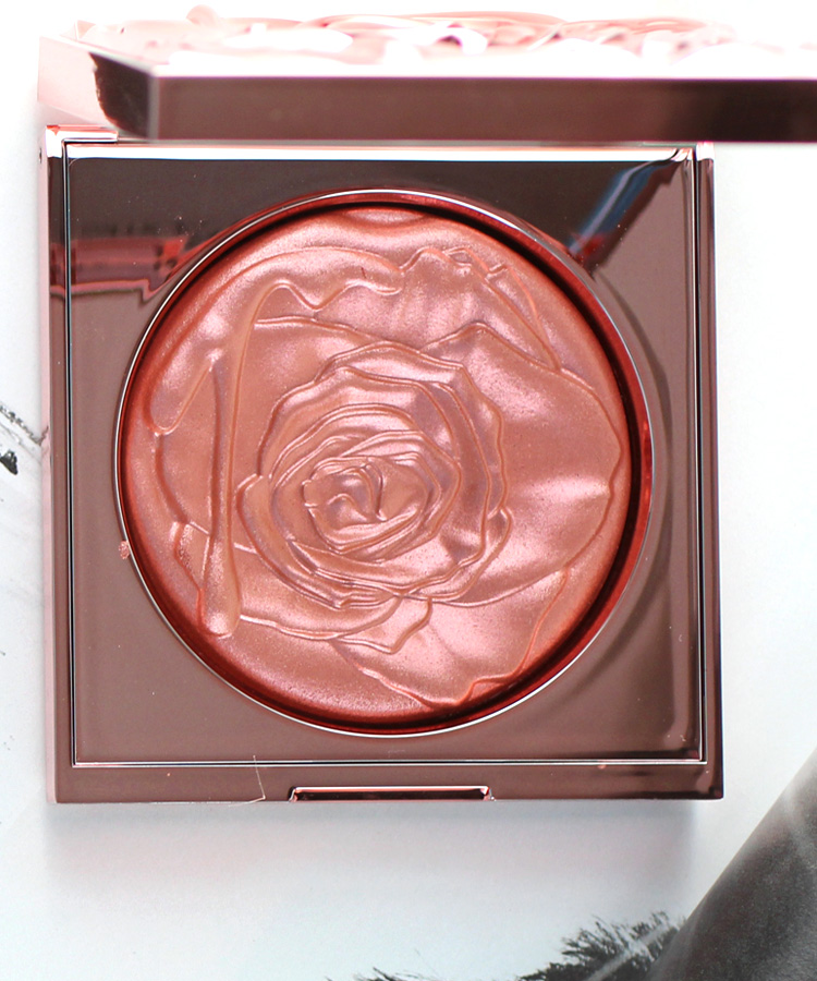 Currently Obsessed: Smashbox + Vlada Petal Metal Collection Rosemantic Highlighter