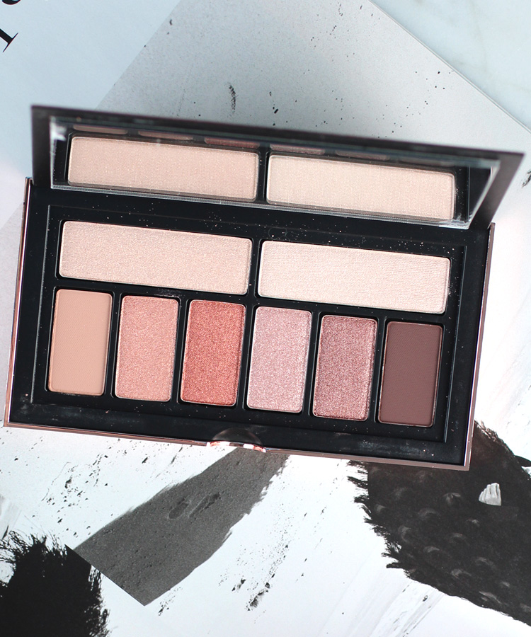 Currently Obsessed: Smashbox + Vlada Petal Metal Collection Cover Shot Eye Palette