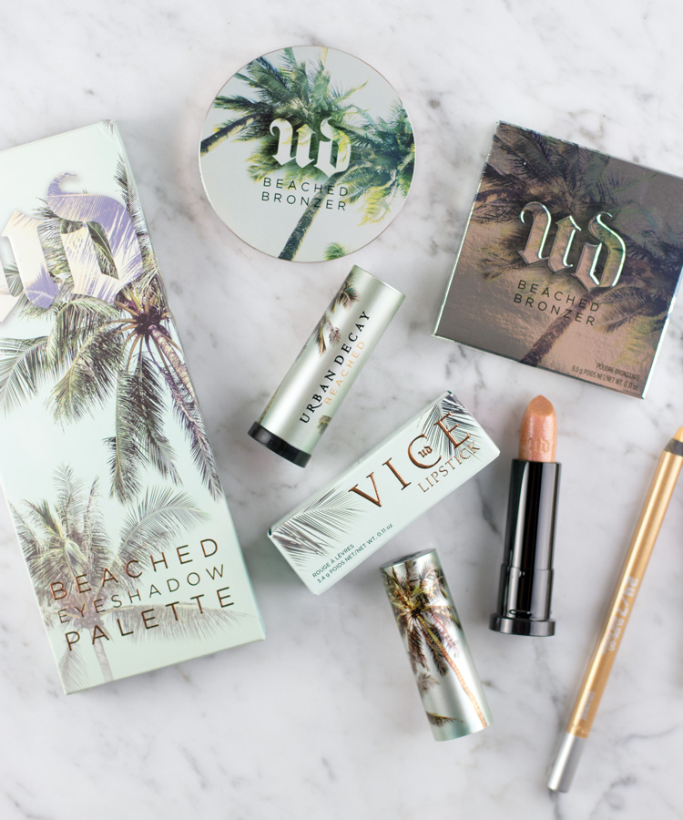 Summer 2018: Urban Decay Beached Collection