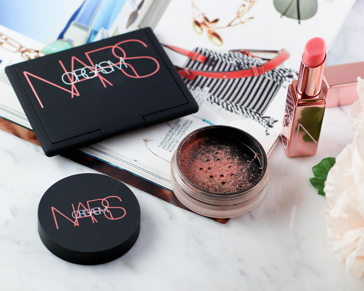 NARS Orgasm Collection for Summer '18