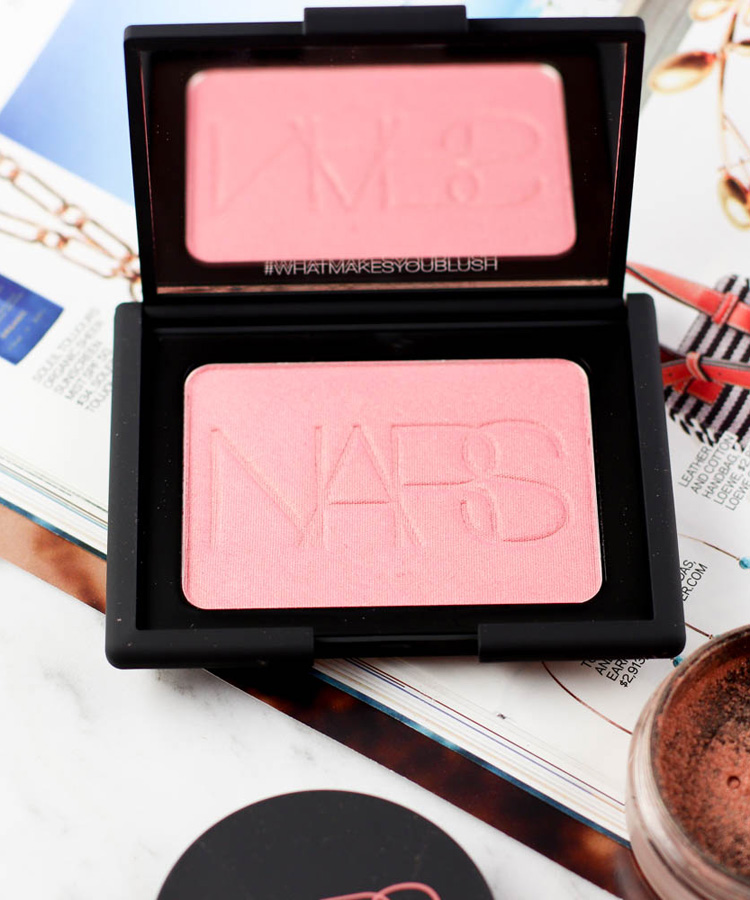 Limited Edition Oversized NARS Orgasm Blush Summer 2018