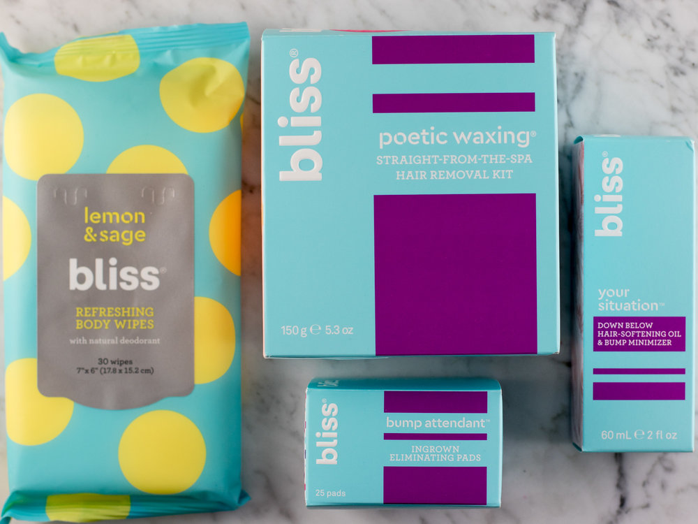 Bliss Hair Removal Products