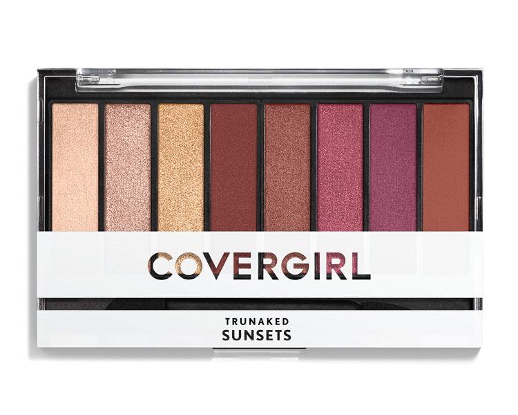COVERGIRL TruNAKED Sunsets Palette