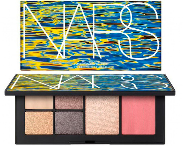 NARS Hot Escape Eye & Cheek Palette